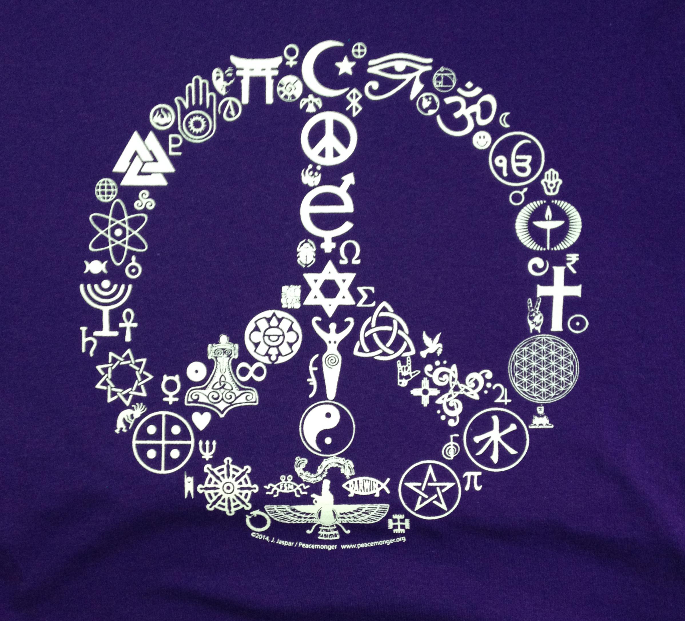 Coexist symbols