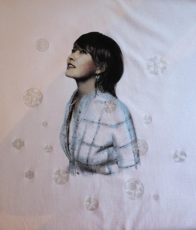 Kim Sun Ah snowflake
