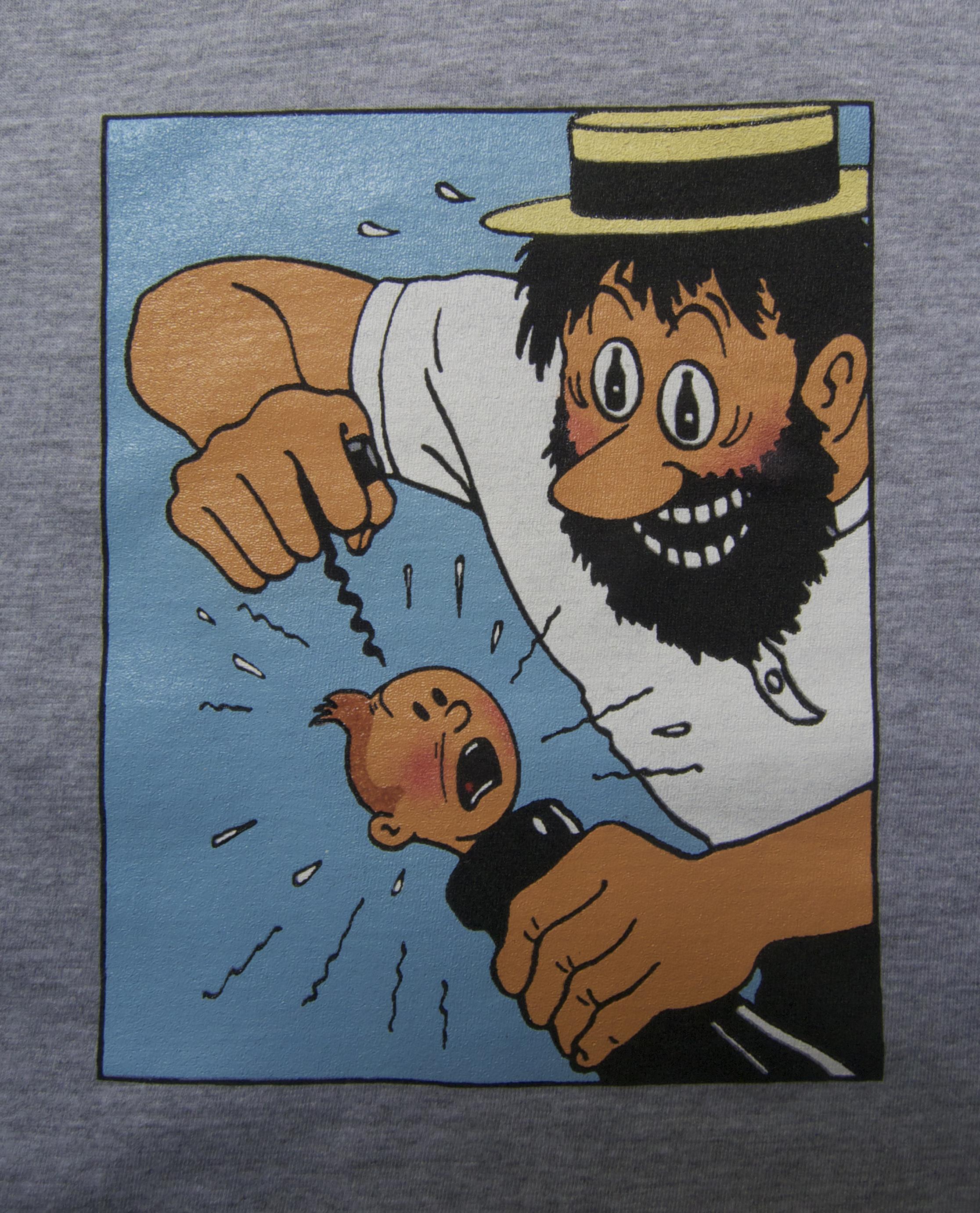 Tintin bottle